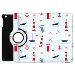 Seaside Beach Summer Wallpaper Apple Ipad Mini Flip 360 Case