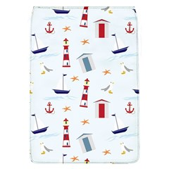 Seaside Beach Summer Wallpaper Flap Covers (l)