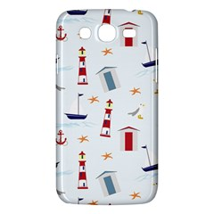 Seaside Beach Summer Wallpaper Samsung Galaxy Mega 5 8 I9152 Hardshell Case