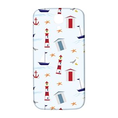 Seaside Beach Summer Wallpaper Samsung Galaxy S4 I9500/i9505  Hardshell Back Case