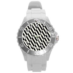 Hide And Seek Malika Round Plastic Sport Watch (l)