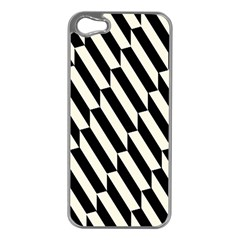 Hide And Seek Malika Apple Iphone 5 Case (silver)