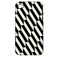 Hide And Seek Malika Apple Iphone 4/4s Hardshell Case (pc+silicone)