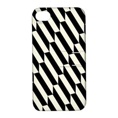 Hide And Seek Malika Apple Iphone 4/4s Hardshell Case With Stand