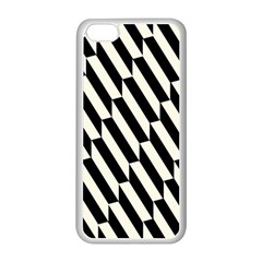 Hide And Seek Malika Apple Iphone 5c Seamless Case (white)