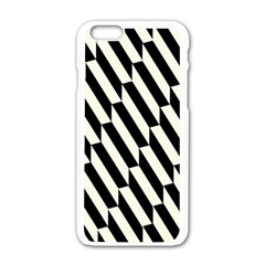 Hide And Seek Malika Apple Iphone 6/6s White Enamel Case