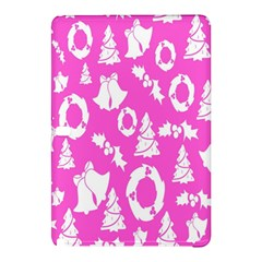 Pink Christmas Background Samsung Galaxy Tab Pro 12 2 Hardshell Case