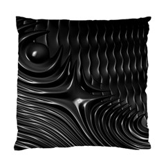 Fractal Mathematics Abstract Standard Cushion Case (two Sides) by Nexatart