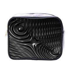 Fractal Mathematics Abstract Mini Toiletries Bags