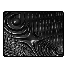 Fractal Mathematics Abstract Fleece Blanket (small)