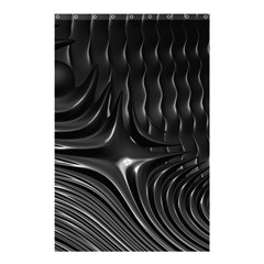 Fractal Mathematics Abstract Shower Curtain 48  X 72  (small)