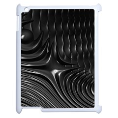Fractal Mathematics Abstract Apple Ipad 2 Case (white)