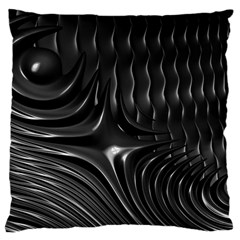 Fractal Mathematics Abstract Large Cushion Case (one Side)