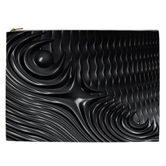 Fractal Mathematics Abstract Cosmetic Bag (xxl)