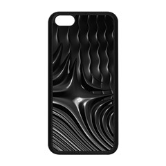 Fractal Mathematics Abstract Apple Iphone 5c Seamless Case (black)