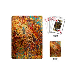 Ethnic Pattern Playing Cards (mini)