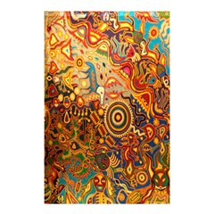 Ethnic Pattern Shower Curtain 48  X 72  (small)