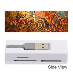 Ethnic Pattern Memory Card Reader (stick)
