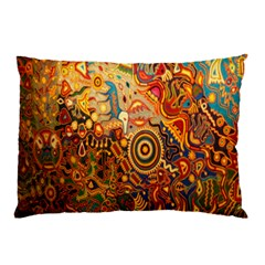 Ethnic Pattern Pillow Case (two Sides)