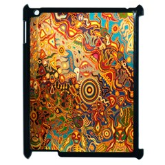 Ethnic Pattern Apple Ipad 2 Case (black)