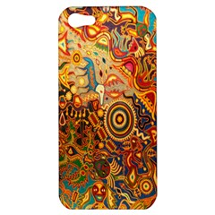 Ethnic Pattern Apple Iphone 5 Hardshell Case