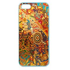 Ethnic Pattern Apple Seamless Iphone 5 Case (color)