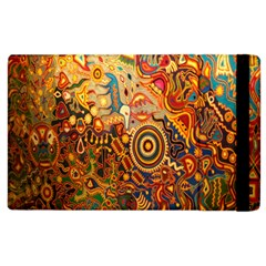 Ethnic Pattern Apple Ipad 2 Flip Case