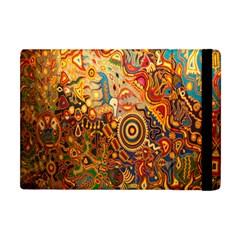 Ethnic Pattern Apple Ipad Mini Flip Case
