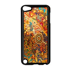 Ethnic Pattern Apple Ipod Touch 5 Case (black)