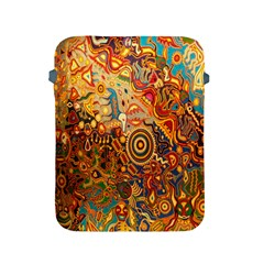 Ethnic Pattern Apple Ipad 2/3/4 Protective Soft Cases