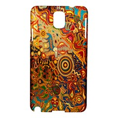 Ethnic Pattern Samsung Galaxy Note 3 N9005 Hardshell Case