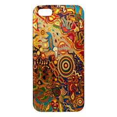 Ethnic Pattern Iphone 5s/ Se Premium Hardshell Case
