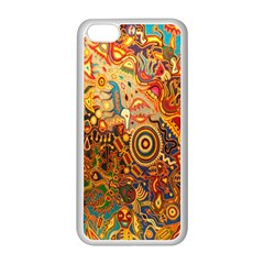 Ethnic Pattern Apple Iphone 5c Seamless Case (white)