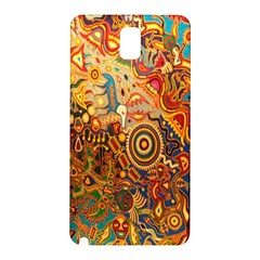 Ethnic Pattern Samsung Galaxy Note 3 N9005 Hardshell Back Case