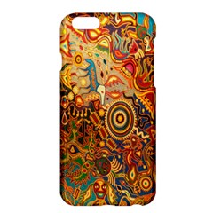 Ethnic Pattern Apple Iphone 6 Plus/6s Plus Hardshell Case