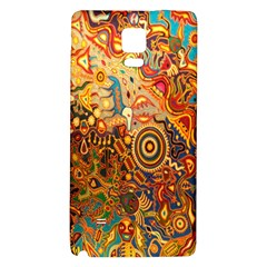 Ethnic Pattern Galaxy Note 4 Back Case