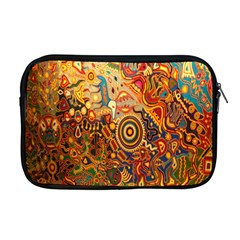 Ethnic Pattern Apple Macbook Pro 17  Zipper Case
