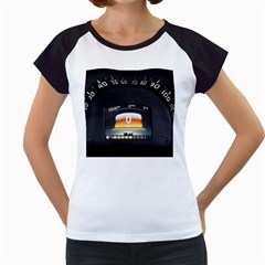 Interior Car Vehicle Auto Women s Cap Sleeve T