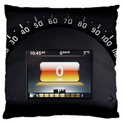 Interior Car Vehicle Auto Standard Flano Cushion Case (one Side) by Nexatart