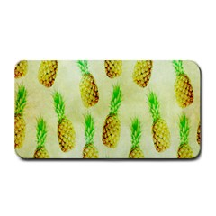 Pineapple Wallpaper Vintage Medium Bar Mats by Nexatart