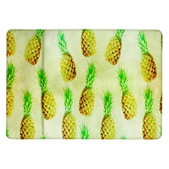 Pineapple Wallpaper Vintage Samsung Galaxy Tab 10 1  P7500 Flip Case by Nexatart
