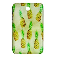 Pineapple Wallpaper Vintage Samsung Galaxy Tab 3 (7 ) P3200 Hardshell Case