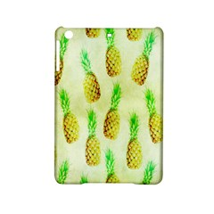 Pineapple Wallpaper Vintage Ipad Mini 2 Hardshell Cases by Nexatart