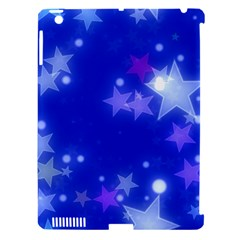 Star Bokeh Background Scrapbook Apple Ipad 3/4 Hardshell Case (compatible With Smart Cover)