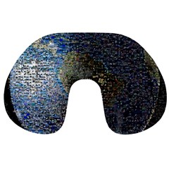 World Mosaic Travel Neck Pillows