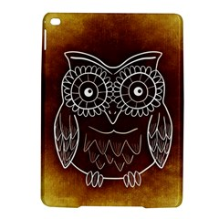 Owl Abstract Funny Pattern Ipad Air 2 Hardshell Cases by Nexatart