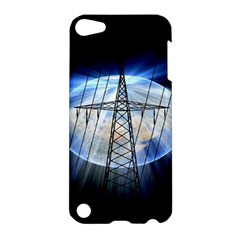Energy Revolution Current Apple Ipod Touch 5 Hardshell Case by Nexatart