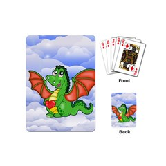 Dragon Heart Kids Love Cute Playing Cards (mini)