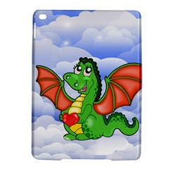 Dragon Heart Kids Love Cute Ipad Air 2 Hardshell Cases by Nexatart
