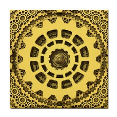 Gears Tile Coasters